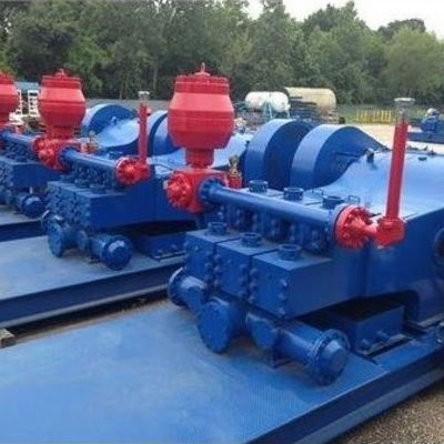 Emsco Mud Pump Package