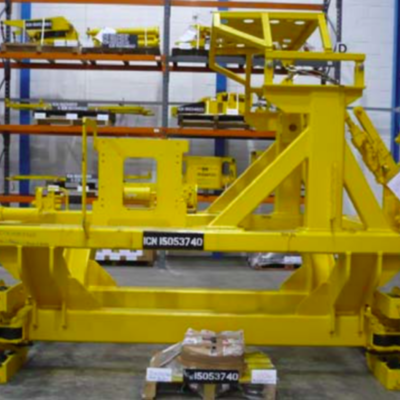 Guide Dolly Assembly