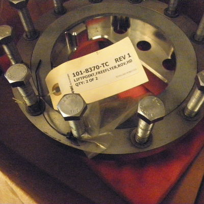 Lift point adaptor part 1