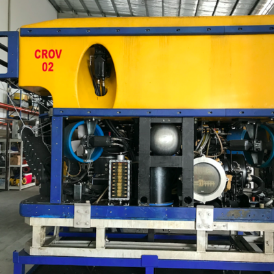 Work Class ROV Systems