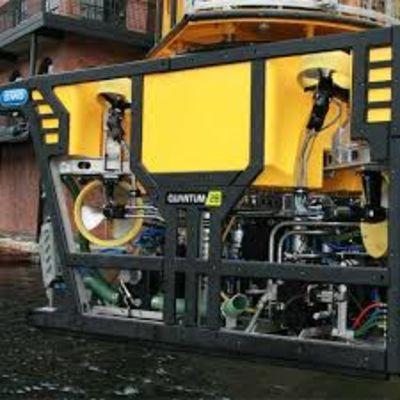 SMD Quantum Work ROV System