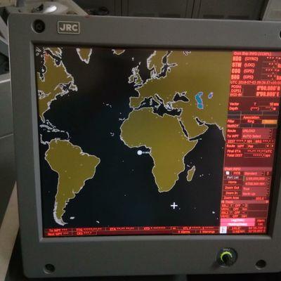 Ships Radar and ECDIS