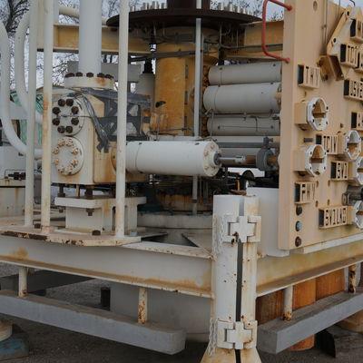 Subsea Field Components (ex-Exxon Zinc Field)