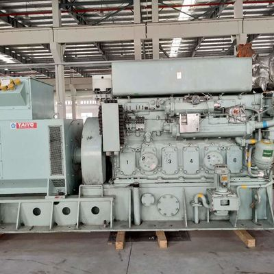 745kW Marine Gensets