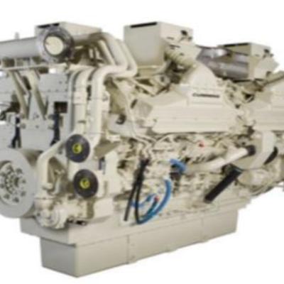 Cummins Diesel Engine: Lot 1-1