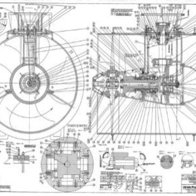 Rolls Royce Transverse Thruster