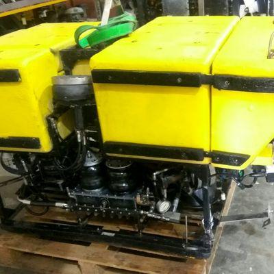 SeaPup 25hp ROV System