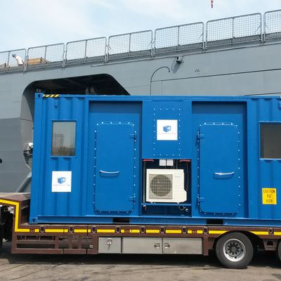 20Ft  Accommodation module