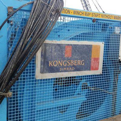 Kongsberg ROV Winch