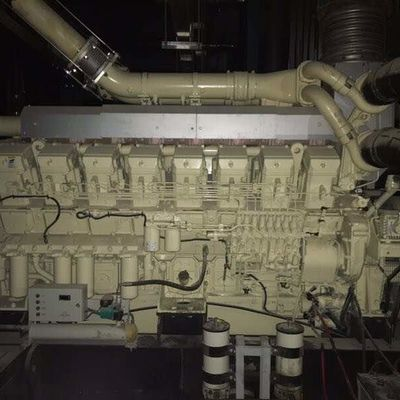 Mitsubishi S16R-Y1PTAA2-3 Marine Engines