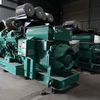 Cummins QSK60-G4 Generator sets