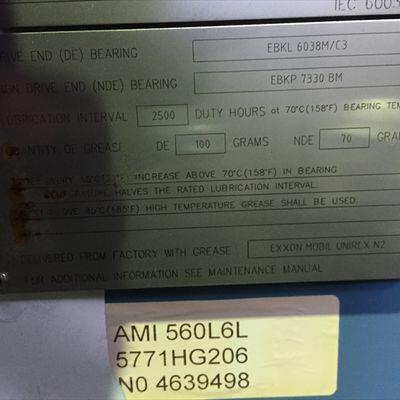 ABB Motors for Thrusters