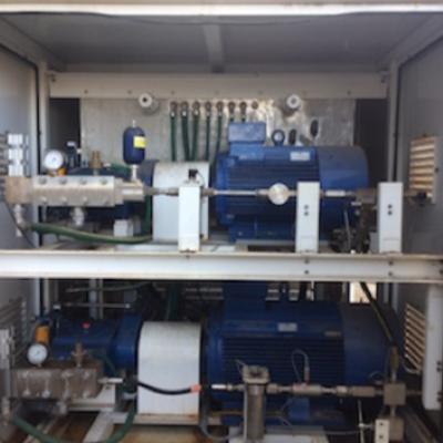 Hughes Production Pump Modules