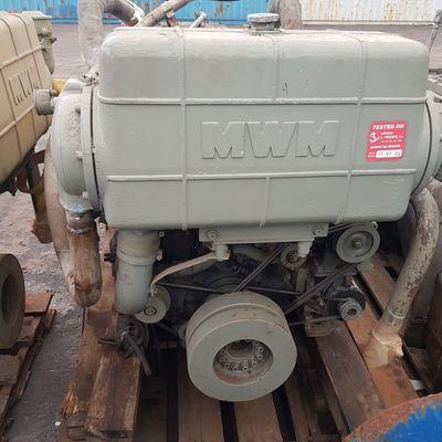 Propulsion Engine Deutz MWM TBD 234 V12