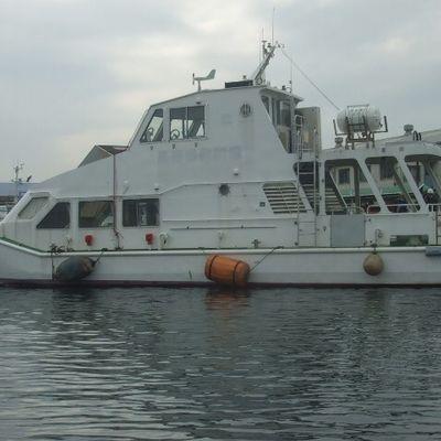 Passenger ship 30 person 2017 Built