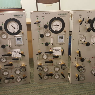 Nitrox Dive Panel Modules