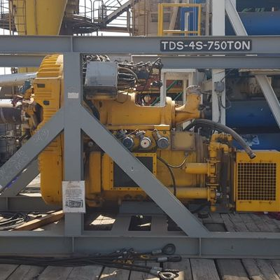 TDS-4S Top drive 750 tons capacity