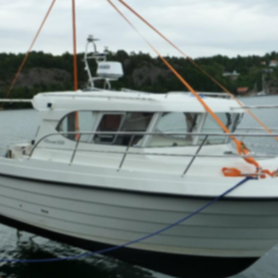 830 Littoral Survey Boat