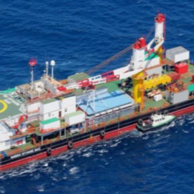 Accommodation / Construction Barge