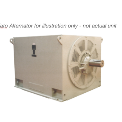 KATO 4P8.1-3000 Alternator
