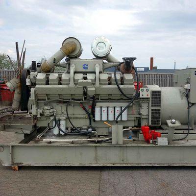 Cummins KTA 50 G1 Generator