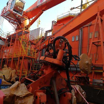 NOV Pipe Handling Crane