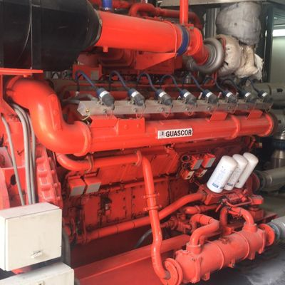 Gas Engine Siemens-Guascor  FGLD 560