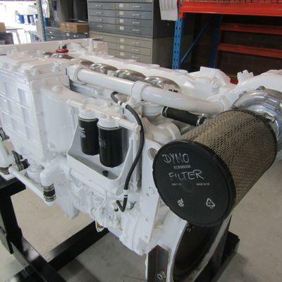 Marine Engine MAN D2866 LE401 600 HP