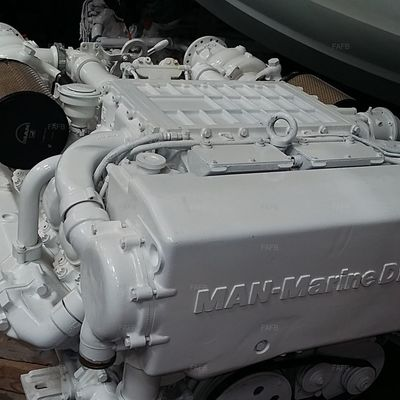 MAN D2848 LE403 Marine Engine
