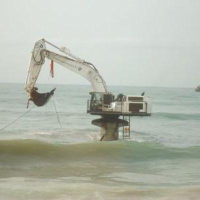 Hydraulic Excavator 65T