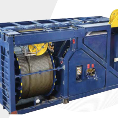 30T AHC Subsea Winch System