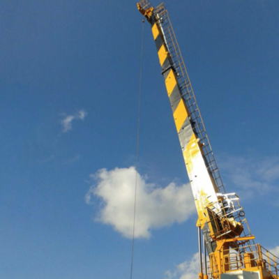 6T DK 160 Stiff Boom Crane