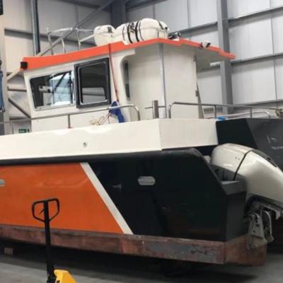 9.25m Blyth GRP Catamaran Workboat