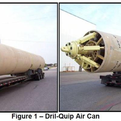 Dril-Quip Air Cans