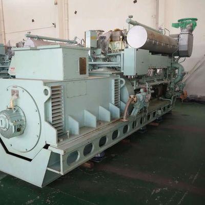 STX MAN 6L23/30H Generators