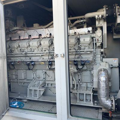 Mitsubishi GS16R-PTK Gas generator