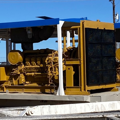 Caterpillar 3512 x 3 Generator sets