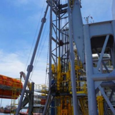 Geotechnical Offshore Rig
