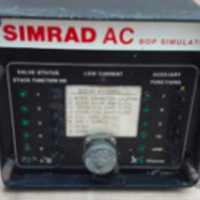Simrad ACS BOP Simulator