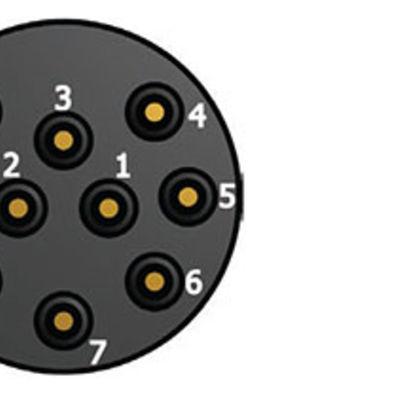 SubConn Micro Circular - 1 contact