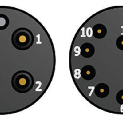 TrustLink Metal Shell Connectors - Size B
