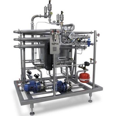 Plate Pasteurizer Unit