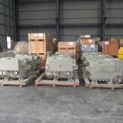 GE752 Motors