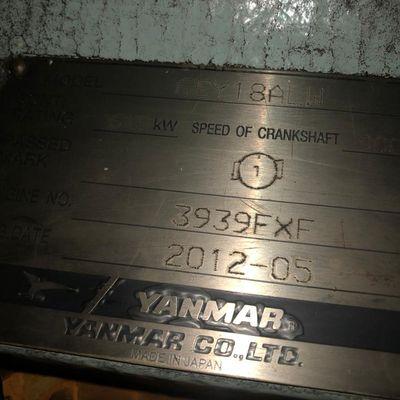Yanmar 6EY18ALW x 3 Brand New Generator