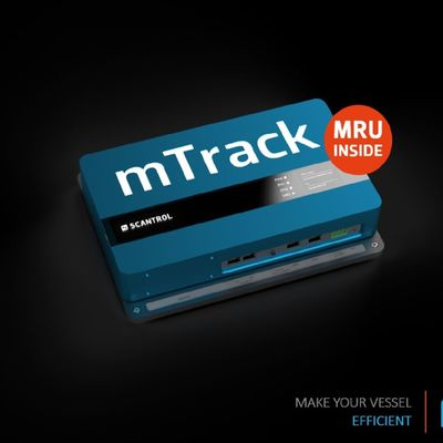 mTrack, an Affordable AHC Controller with Integrated MRU