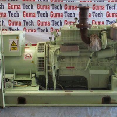 MAN D 2866 TE Diesel Generator
