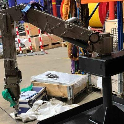 ROV Schilling Robotics Manipulator