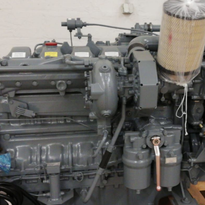 MAN Marine diesel engine