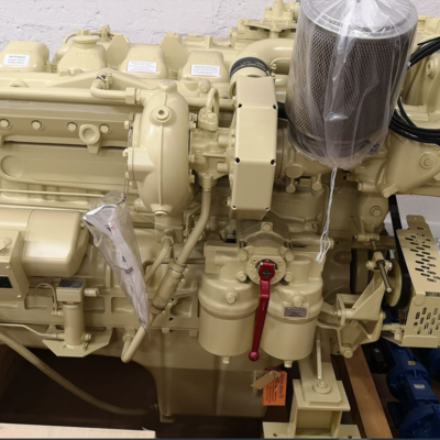 Diesel engine MAN D 2866 LXE30