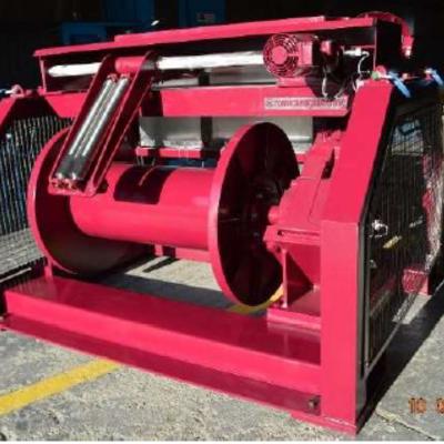 Electric winch 2.75 Te